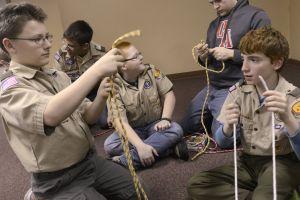 Scout Troop Pre Opener
